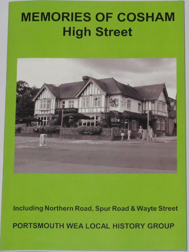 Memories of Cosham High Street (Including Northern Road, Spur Road and Wayte Street)